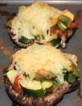 Portabella Mushroom Avocado