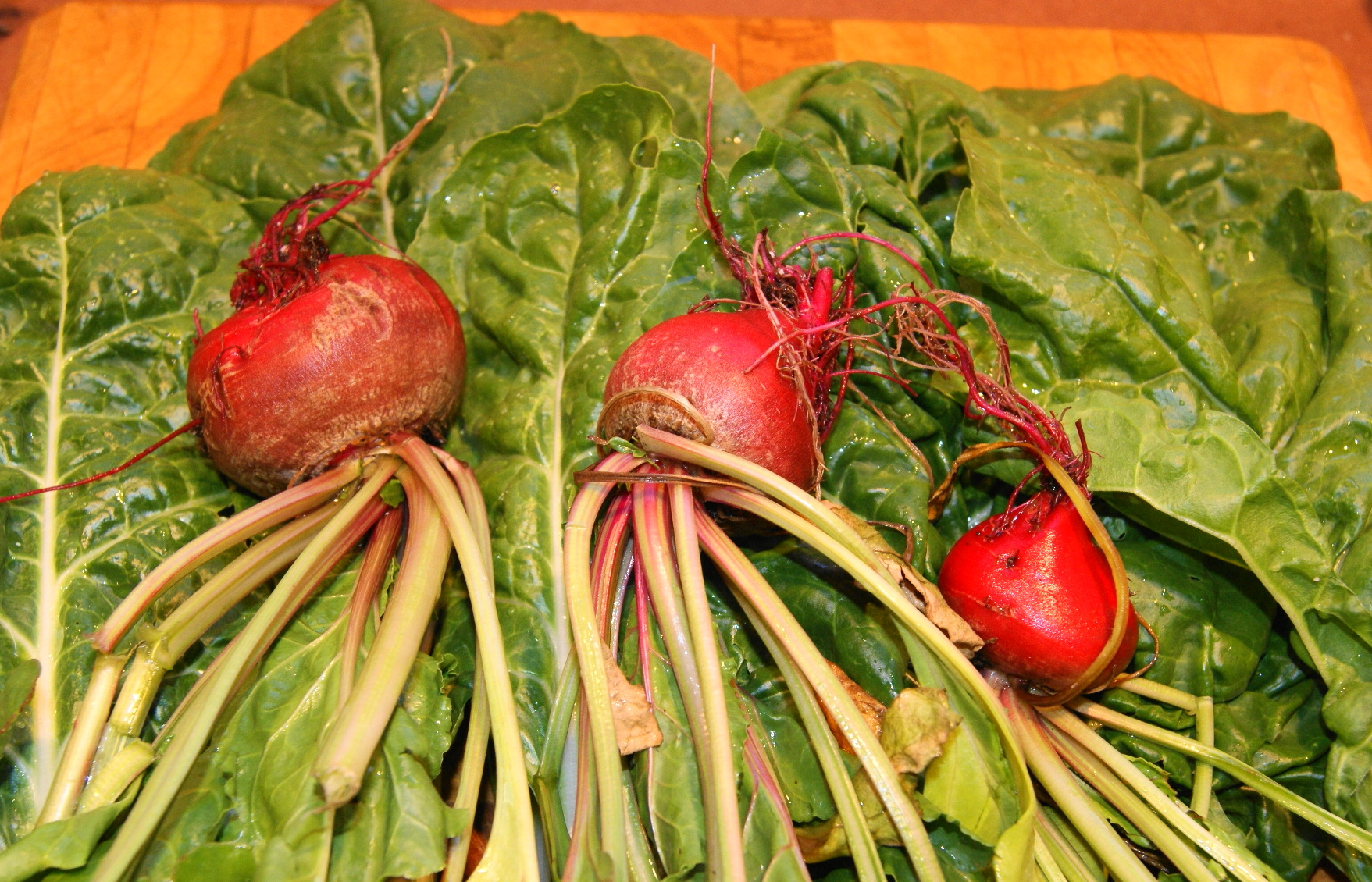 Swiss Chard And Beets What To Cook